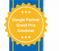 Google Partner Grand Prix Gewinner 2015