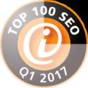 TOP 100 SEO - Q1 2017