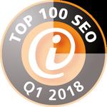 TOP 100 SEO Agentur Q1 2018 - Die wichtigsten deutschsprachigen SEO-Dienstleister.