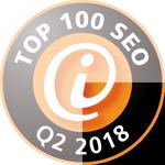 TOP 100 SEO Agentur Q2 2018 - Die wichtigsten deutschsprachigen SEO-Dienstleister.