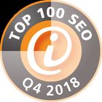 TOP 100 SEO Agentur Q4 2018 - Die wichtigsten deutschsprachigen SEO-Dienstleister.