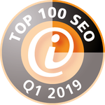 TOP 100 SEO Agentur Q1 2019 - Die wichtigsten deutschsprachigen SEO-Dienstleister.