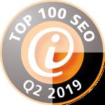 TOP 100 SEO Agentur Q2 2019 - Die wichtigsten deutschsprachigen SEO-Dienstleister.