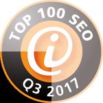 TOP 100 SEO Agentur Q3 2017 - Die wichtigsten deutschsprachigen SEO-Dienstleister.