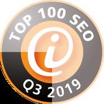 TOP 100 SEO Agentur Q3 2019 - Die wichtigsten deutschsprachigen SEO-Dienstleister.